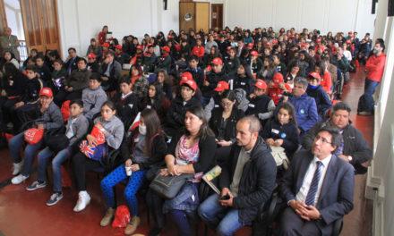 Estudiantes del Valle de Aconcagua celebran la investigación científica