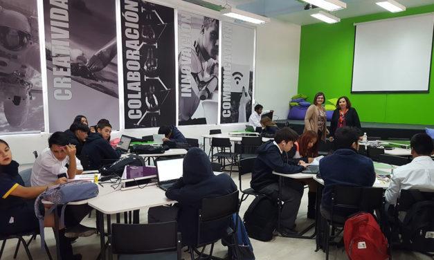 Liceo América inicia implementación de método educativo único en Chile