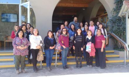 Escuela José Miguel Carrera organiza actividad en pos de estrechar lazos y compromisos entre profesores y directivas