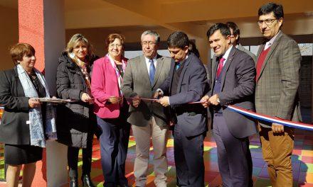 Liceo América inaugura oficialmente sus remozadas dependencias