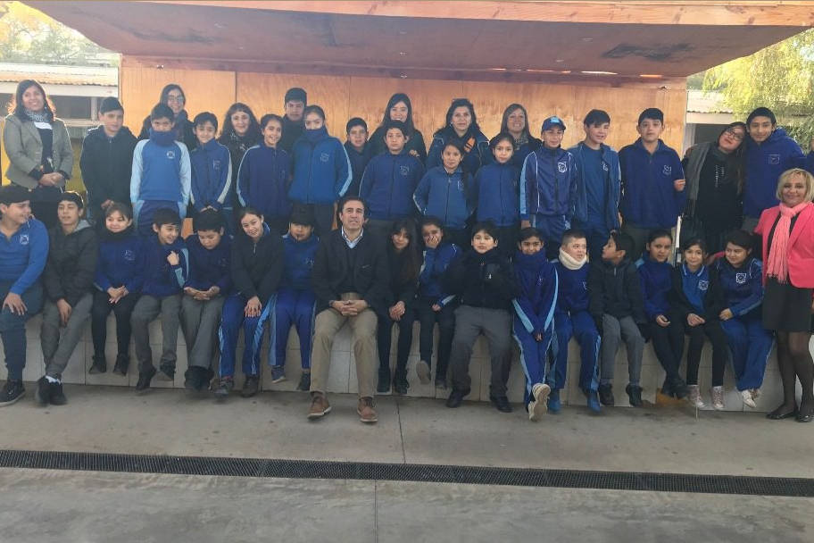 SIMCE 2017: Resultados positivos para le Red de Educación Municipal de Los Andes