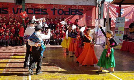 Escuela Ferroviaria festeja sus 74 años educando y formando a las nuevas generaciones