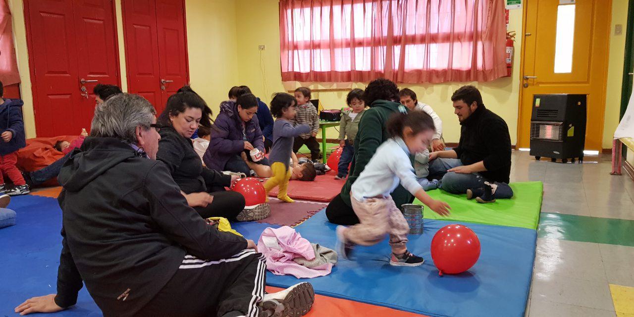 Con distintas dinámicas Jardín Pasitos Andinos inicia la semana de la familia