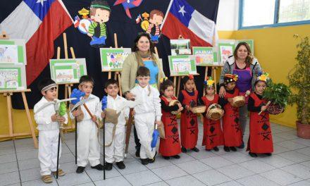 """Con bellos dibujos alumnos de colegios andinos celebraron el concurso """"La patria está de cumpleaños"""""""
