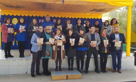 Escuela Ignacio Carrera Pinto celebró a su cuerpo docente en el día del profesor