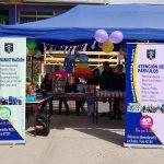 Liceo Amancay realiza feria de emprendimiento