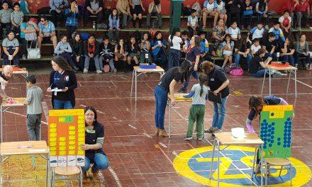 Escuela Ferroviaria realiza su VII Olimpiada Comunal De Matemáticas