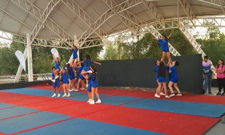 Estudiantes del sistema municipal de los andes presentan sus habilidades y talentos en gala artístico deportiva