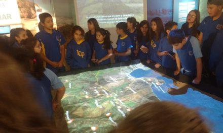 Alumnos destacados de Escuela Ignacio Carrera Pinto son premiados con viaje a Valparaíso