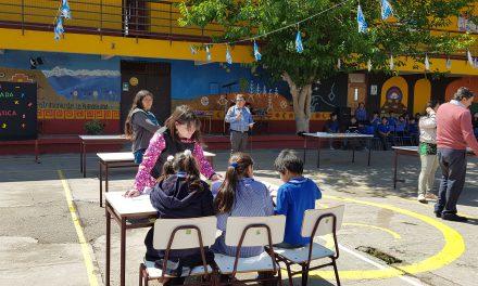Escuela el Sauce celebra IV olimpiada de matemáticas
