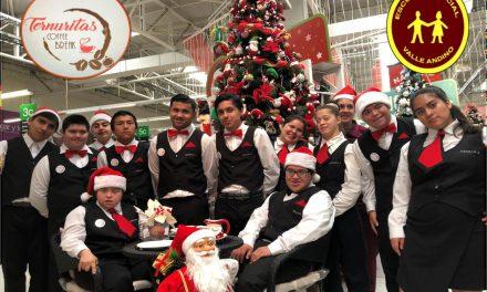 Escuela Especial Valle Andino invita cordialmente a su cena de navidad 2018