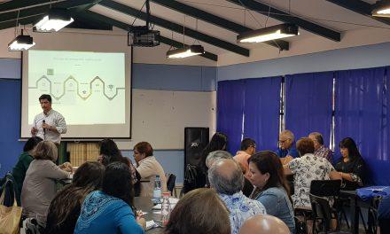 Equipos técnicos y directivos del sistema educativo municipal participan de diplomado