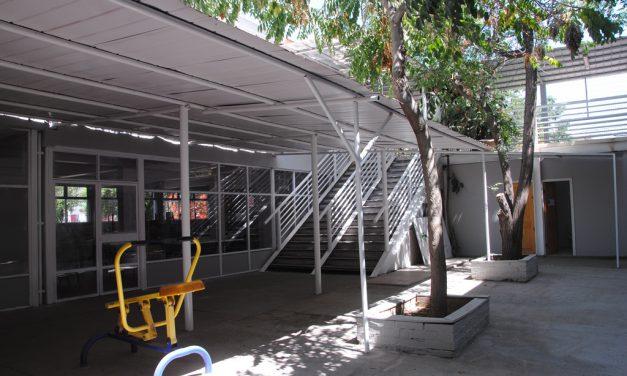 Liceo República Argentina y Escuela España se preparan para recibir a los alumnos en mejoradas dependencias