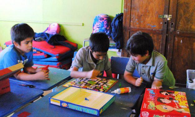 Cupos disponibles para el programa 4 a 7 en Escuela José Miguel Carrera