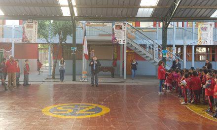 Escuela Ferroviaria da inicio a sus talleres extra programáticos 2019