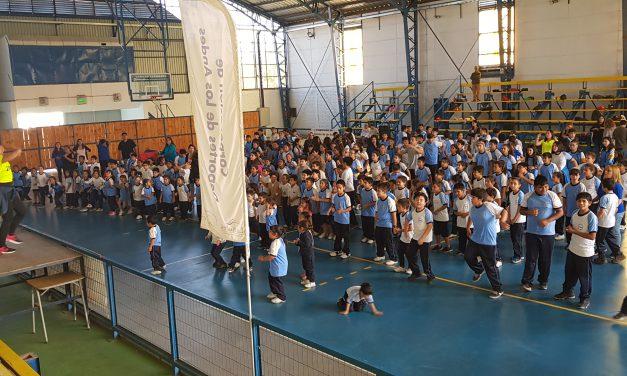 Establecimientos municipales buscan potenciar la práctica de actividad física y alimentación saludable