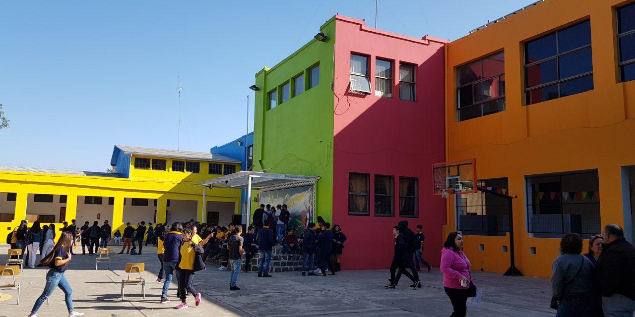 Liceo América y sus 99 años: una ventana al futuro