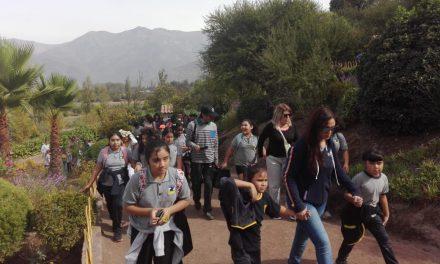 Escuela José Miguel Carrera resalta el valor del patrimonio local con viaje educativo al Cristo De Madera