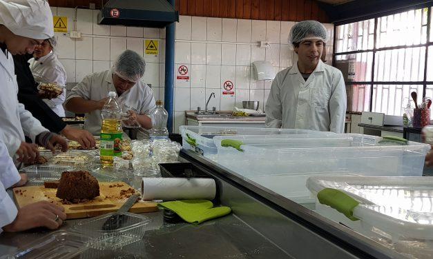 Escuela Especial Valle Andino, generando autosuficiencia y autoestima en sus alumnos