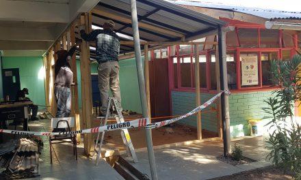 "Liceo Amancay inicia construcción de ""Café Literario"""