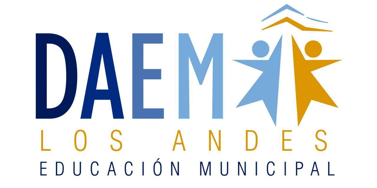 Establecimientos DAEM de Los Andes consolidan  buenos resultados en medición SIMCE