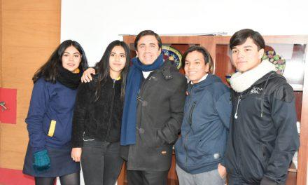 """Tercer encuentro ciudadano de proyecto """"Casa Gabriela Mistral"""" convocó a estudiantes de enseñanza media"""