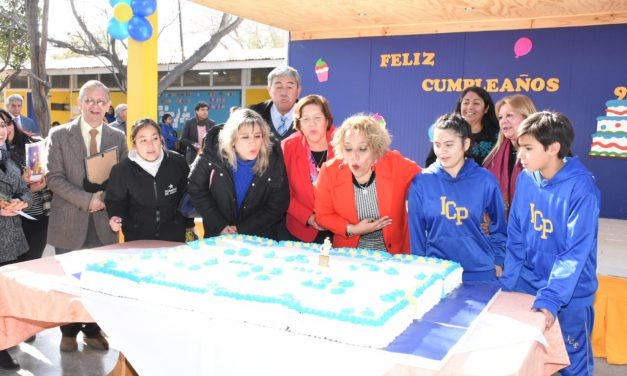 Escuela Ignacio Carrera Pinto celebra 91 años de educación, entrega y compromiso