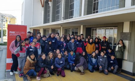 "Escuelas municipales participan en taller de Explora ""Comunico Mis Avances"""