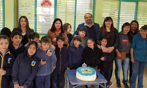 Ad portas del centenario, Escuela José Miguel Carrera celebra su compromiso con la educación