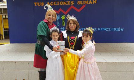 Con entrega de alcancías Escuela Ignacio Carrera Pinto inicia campaña Teletón 2019
