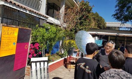 Ingenio y creatividad en el día de la ciencia de Liceo Max Salas