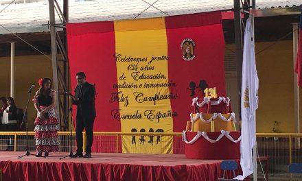 134 años de vocación y compromiso con la comunidad celebra Escuela España