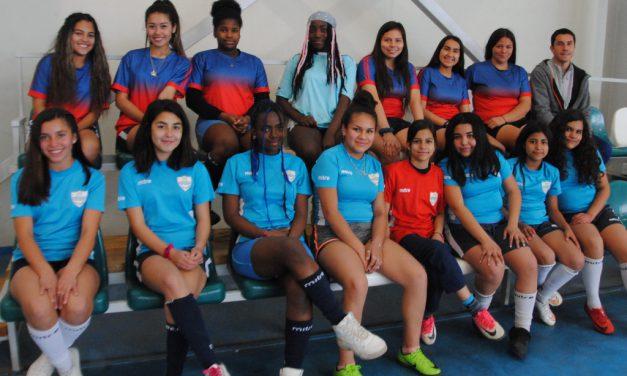 El ascenso del fútbol femenino en Liceo República Argentina
