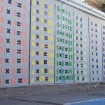 Liceo República Argentina estrena mural matemático para fomentar aprendizaje