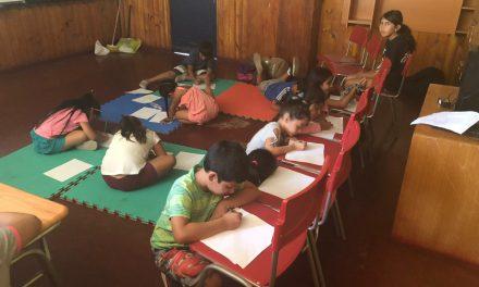 OPD Los Andes realizó cabildos y talleres con niños y niñas de la comuna