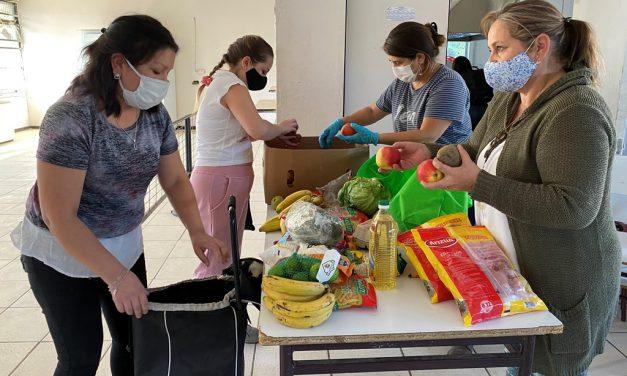 JUNAEB y DAEM Los Andes coordinan entrega de alimentación para estudiantes celiacos de la comuna