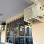 Culmina instalación de climatización en salas de clases de todos los establecimientos municipales de Los Andes