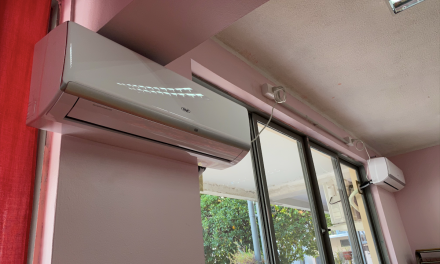 CEIA Dr. Osvaldo Rojas ya cuenta con climatización en sus salas de clases