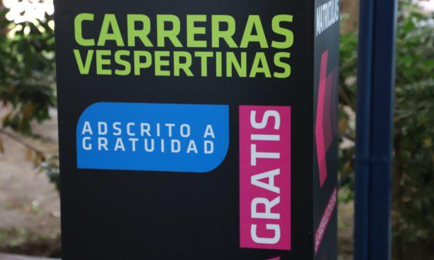Matrículas para ingresar al Centro de Formación Técnica estatal en Los Andes ya se encuentran abiertas