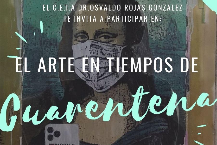 CEIA Dr. Osvaldo Rojas realizará VIII Encuentro de Danza, Música y Poesía de forma virtual