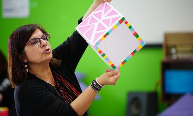 """Profesora del Liceo América dentro de los 20 finalistas del """"Global Teacher Prize"""" 2020"""
