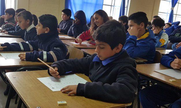 Educación Municipal de Los Andes entra en receso pedagógico