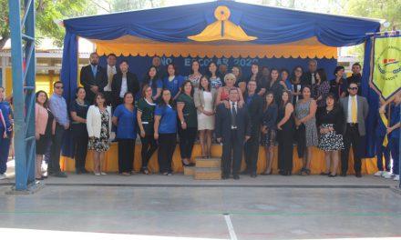 Comunidad de Escuela Ignacio Carrera Pinto se reunió virtualmente para celebrar el 92 aniversario