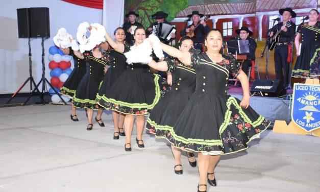 Liceo Técnico Amancay celebra su XXXII Encuentro Folclórico en formato online