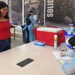 Con toma de PCR alumnos de Liceo Politécnico América inician su etapa de prácticas profesionales