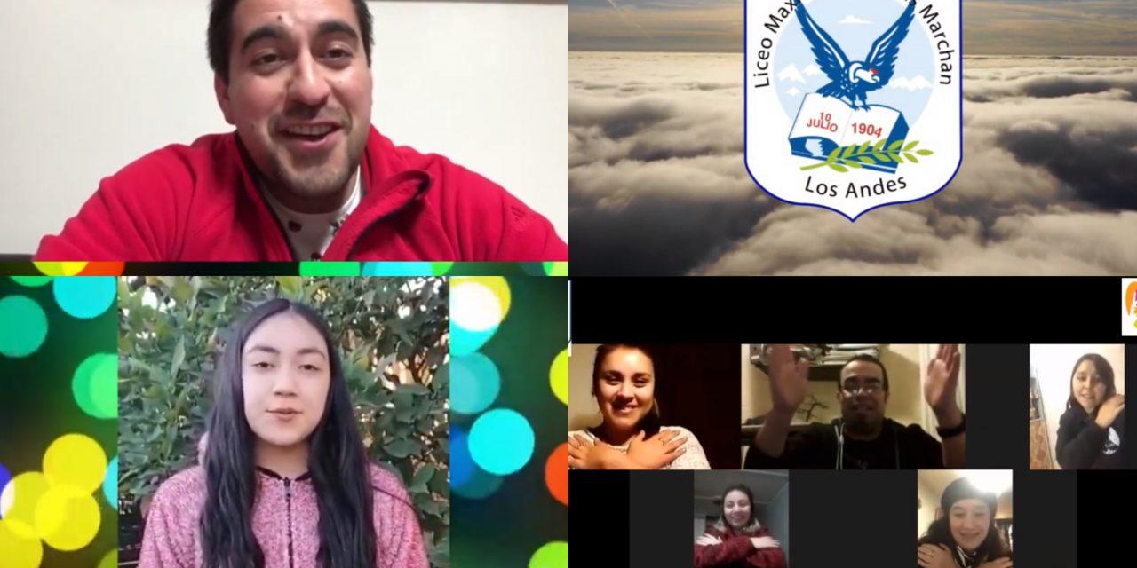 Con masivos saludos virtuales Liceo Maximiliano Salas Marchán celebró 116 años de vida