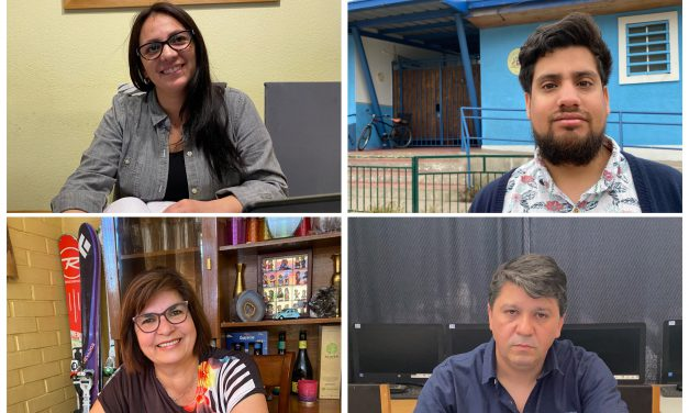 """Destacan a la """"Primera Línea"""" de la Educación en el Día del Profesor"""