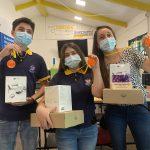 Liceo América gana premio de Talento Digital Los Creadores 2020 entre 16 finalistas