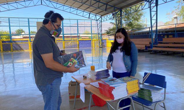 Educación municipal de Los Andes inicia el año escolar en forma virtual