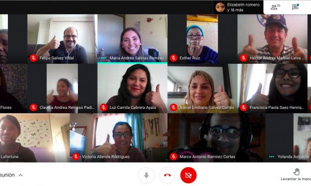 Con actividades online, Escuela José Miguel Carrera celebró la semana de la convivencia escolar